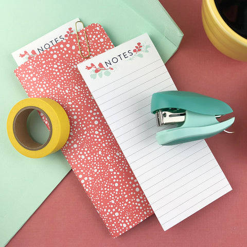 Mini Listmaker Notepad