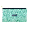 Mint Pebbles Medium Pouch