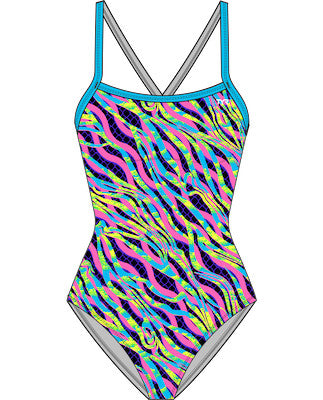 Crypsis Diamondfit Swimsuit