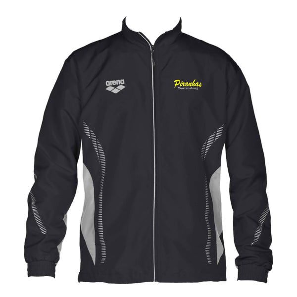 Piranhas Team Line Warm-Up Jacket