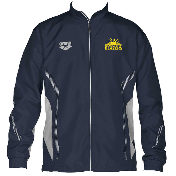 KC Blazers Team Line Warm Up Jacket