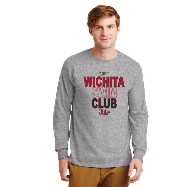 Wichita Swim Club Long Sleeve T-Shirt