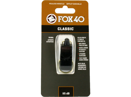 Fox 40 Pealess Whistle