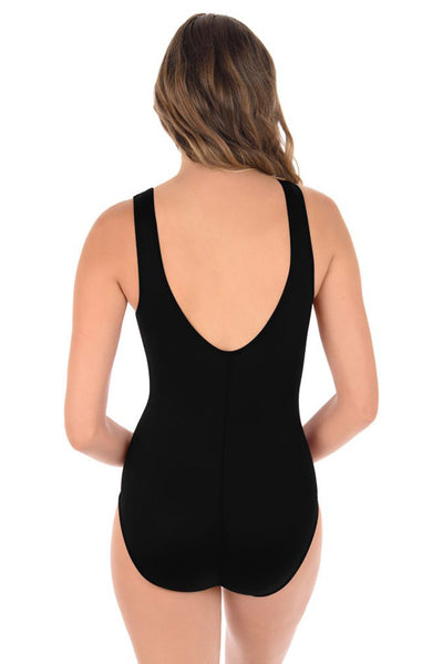 Black| Miraclesuite Palma Soft Cup One Piece