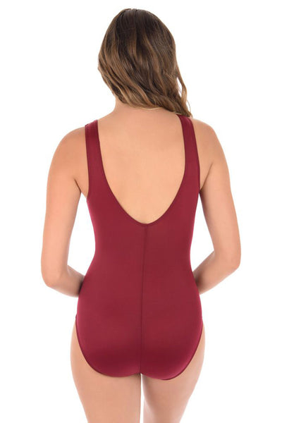 Pompei Red| Miraclesuite Palma Soft Cup One Piece
