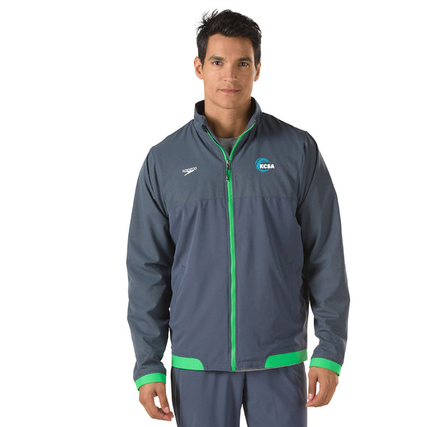 KCSA Tech Warm Up Jacket
