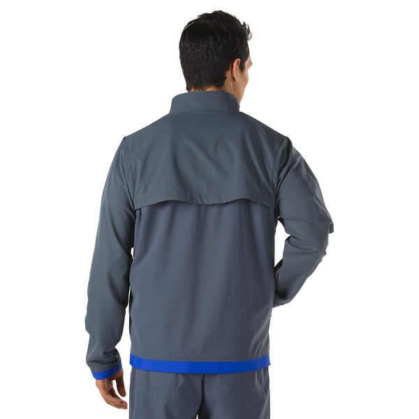 Blue Wave Swim Team Tech Warm Up Jacket