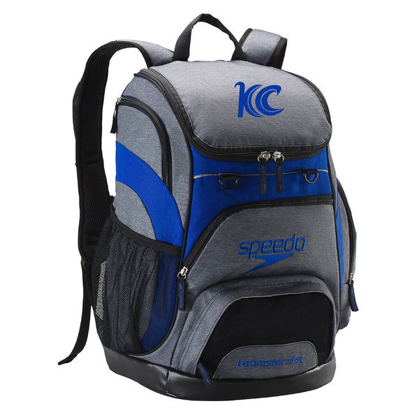 Blue Wave Swim Team Special Backpack