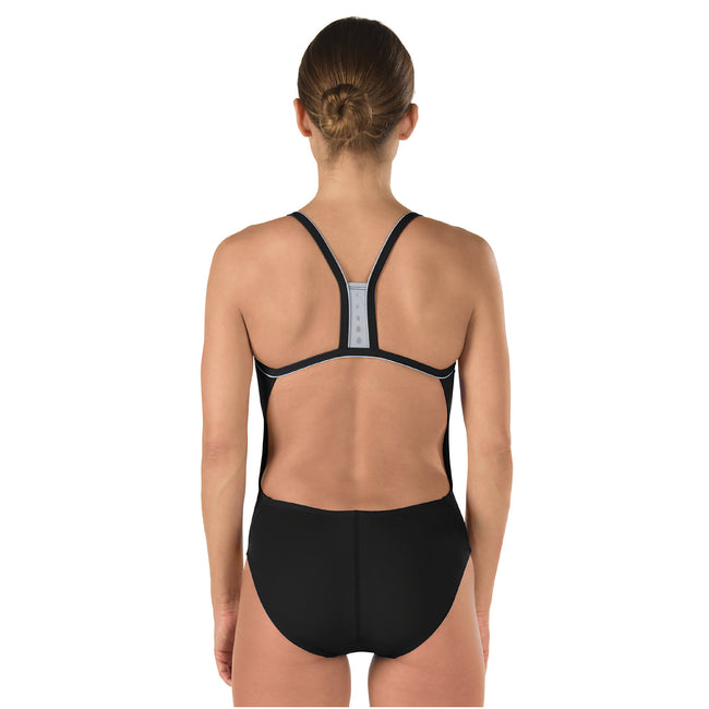Shawnee Mission East Thin Strap Training Suit - Speedo Endurance+