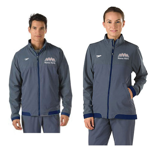 AAAA Adult Team Warmup Jacket (Male or Female)