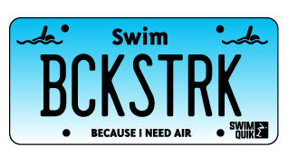Missouri Swimming Sticker