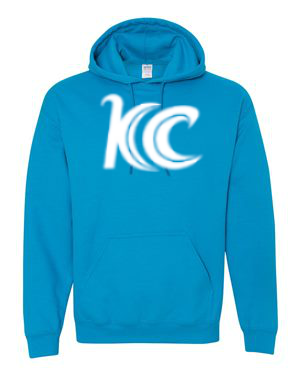 Blue Wave Swim Team Crewneck/Hoodie