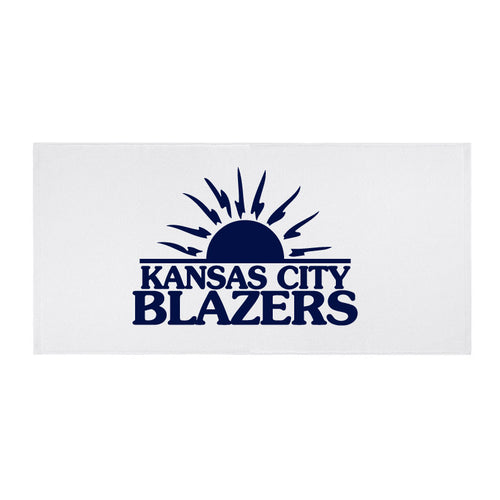 KC Blazers Towel