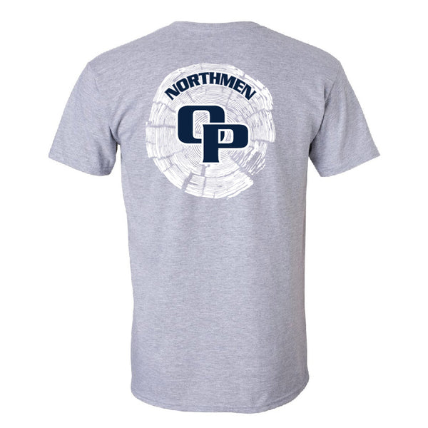 Oak Park HS Log T-Shirt