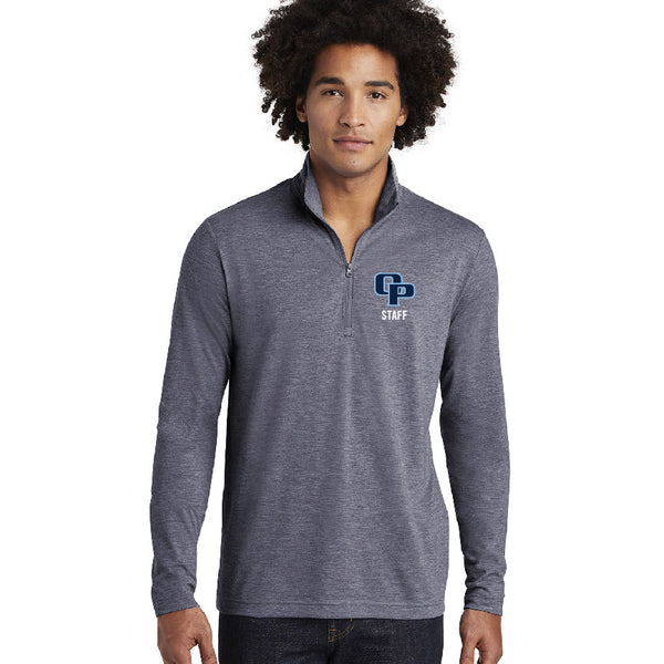 Oak Park HS Staff Men's Lightweight 1/4 Zip