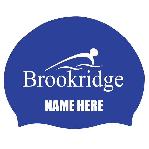 Brookridge Country Club Silicone Caps - Set of 2