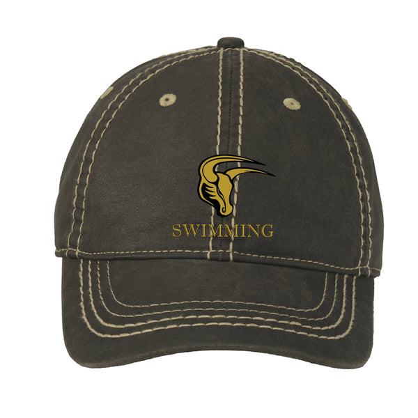 Maize South Distressed Cap