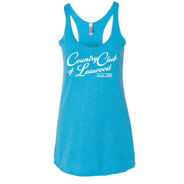 Country Club of Leawood Est. Ladies Tank Top