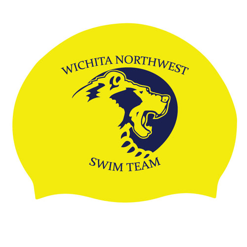 Wichita NW Swim Cap