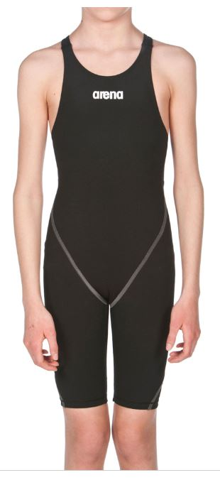 Speedo Power PLUS Prime Kneeskin Open Back