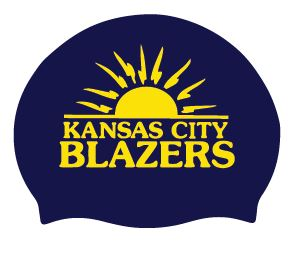 Blazers Cap Sticker