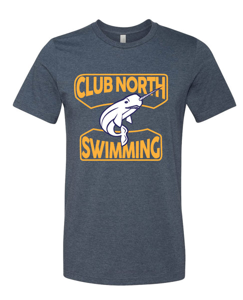 Club North Swimming T-Shirt