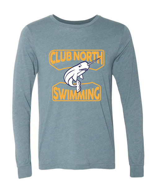 Club North Swimming Long Sleeve