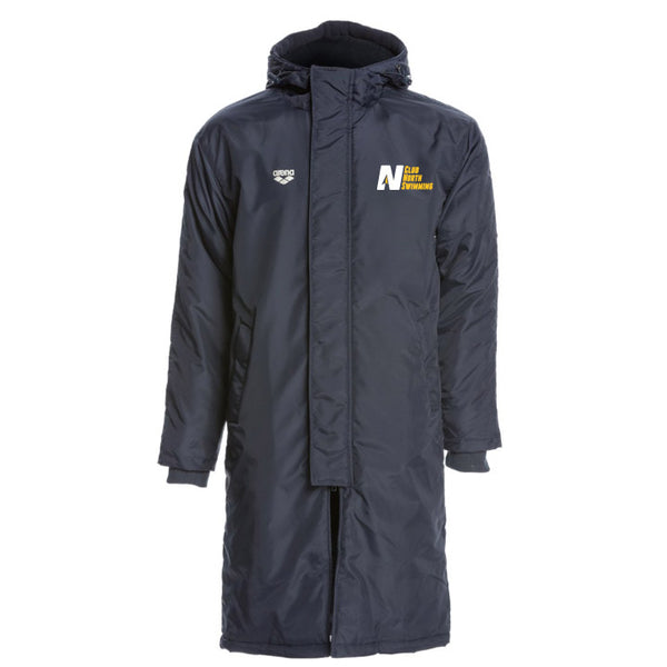Club North Team Lined Parka