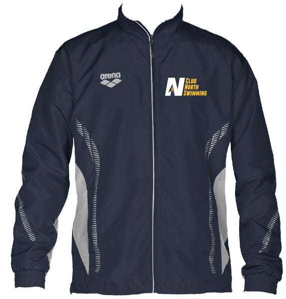 Club North Team Line Warm Up Jacket