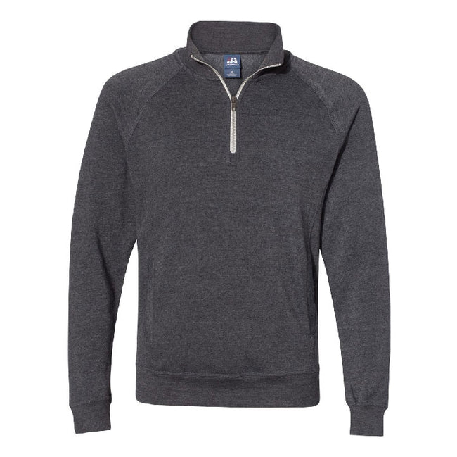 Triblend Quarter Zip - Customizable