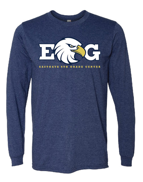 Eastgate Eagles Long Sleeve T-Shirt