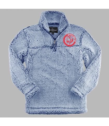 Empire Quarter Zip Sherpa Pullover