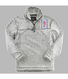 Ft. Leavenworth Quarter Zip Sherpa Pullover