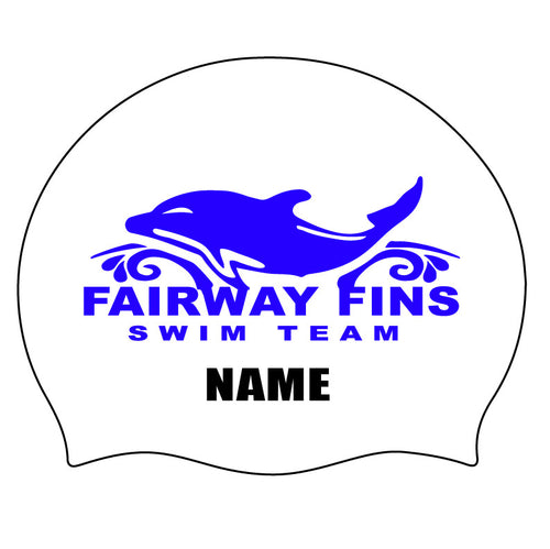 City of Fairway Personalized Silicone Caps - Set of 2