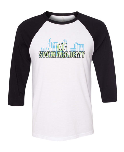 KCSA Skyline Baseball Shirt