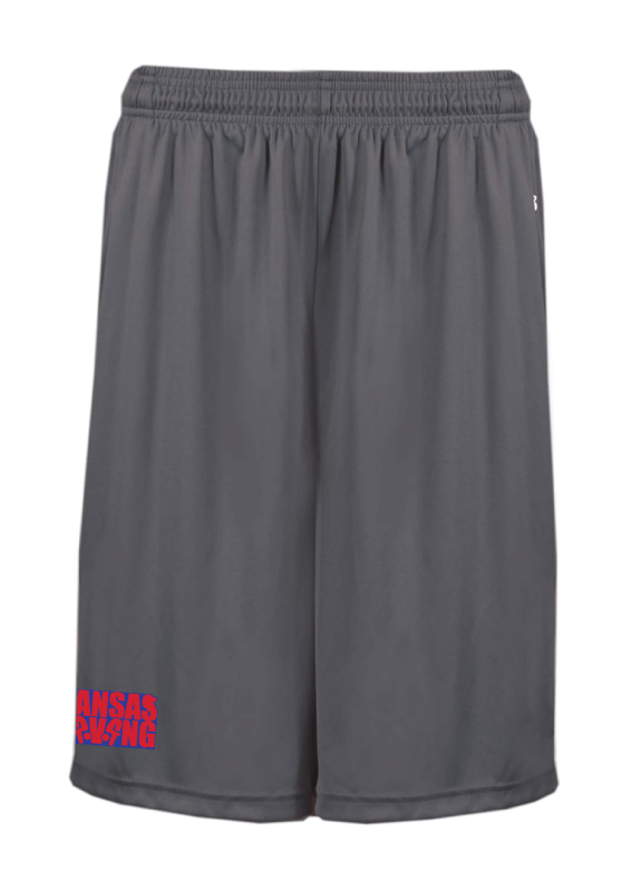 KS Dive B-Core Youth Pocketed Short