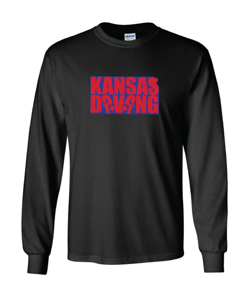 KS Dive Ultra Cotton Long Sleeve T-Shirt