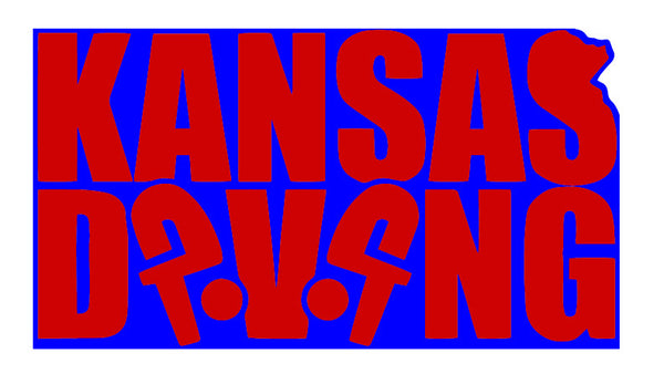 Kansas Dive Car Decal