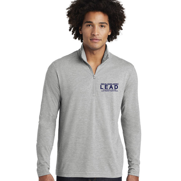 LEAD Performance Quarter Zip