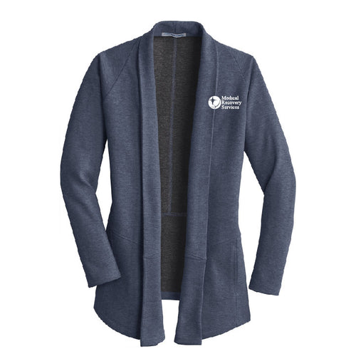 Medical Recovery Services Ladies Cardigan