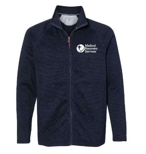 Medical Recovery Services Sweater Fleece Full Zip