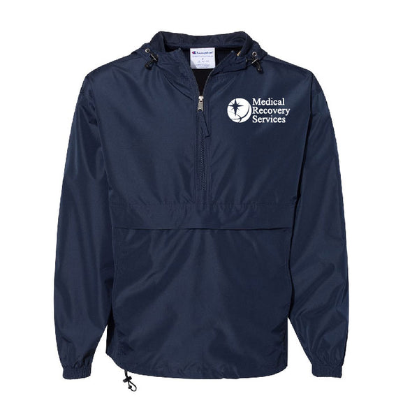 Medical Recovery Services Windbreaker 1/4 Zip