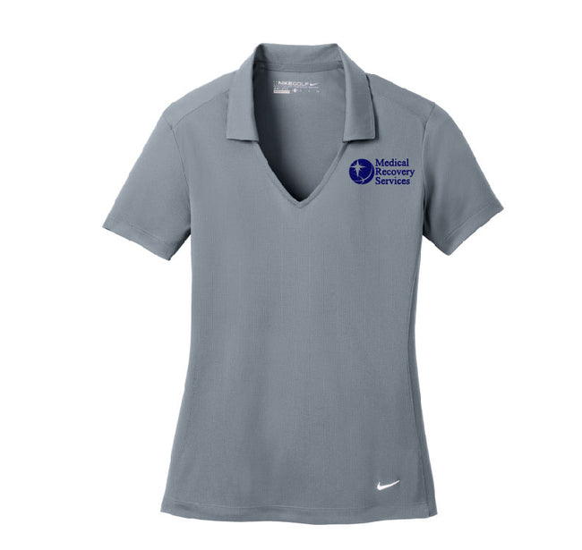 Medical Recovery Services Ladies Dry Fit Polo