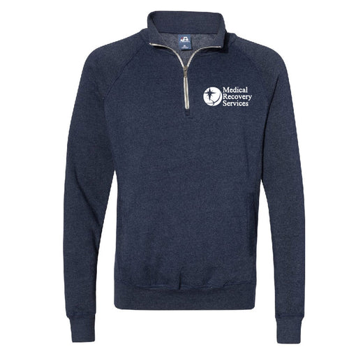 Medical Recovery Services Triblend 1/4 Zip