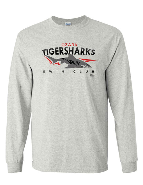 Ozark Tiger Sharks Long Sleeve