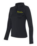Piranhas Women's 1/4 Zip Lightweight Pullover