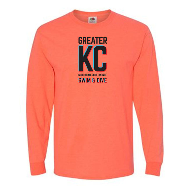 Red/Blue Conference Long Sleeve