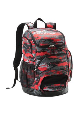 Salina Aquatic Club Printed Backpack