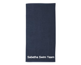 Sabetha Swim Team Towel