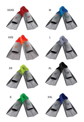 Springfield Aquatics Short Blade Training Fin
